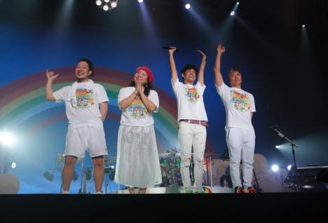 HY 20周年記念ツアー全26、沖縄公演SOLD OUTで終演。8年ぶりMステ出演も決定