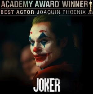 米アカデミー賞『ジョーカー』ホアキン・フェニックス主演男優賞で初オスカー獲得