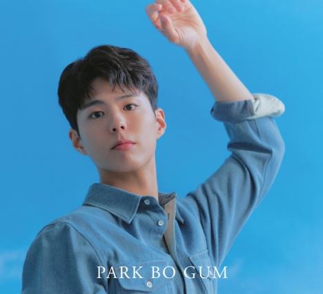 【速報】パク・ボゴム1stアルバム「blue bird」ジャケット写真3タイプ全公開