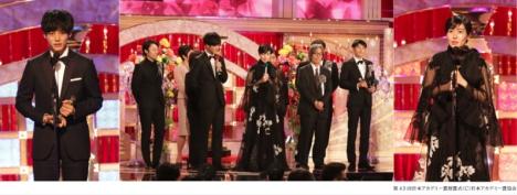 『新聞記者』「第43回日本アカデミー賞」最優秀作品賞、主演部門W受賞の三冠奪取で凱旋公開決定!
