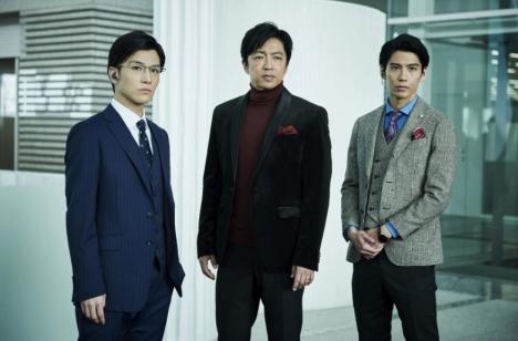 『AI崩壊』5/22 BD・DVDリリース|大沢たかお、賀来賢人、岩田剛典コメント動画公開
