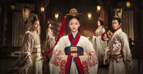 NHK<ヘチ>の後は中国ドラマ「コウラン伝 始皇帝の母(原題:皓镧传)」5/10より放送|予告動画で先取り