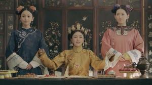 中国ドラマ「瓔珞<エイラク>~」第11-15話あらすじ:だまし合い~必死の金策|BS12予告動画