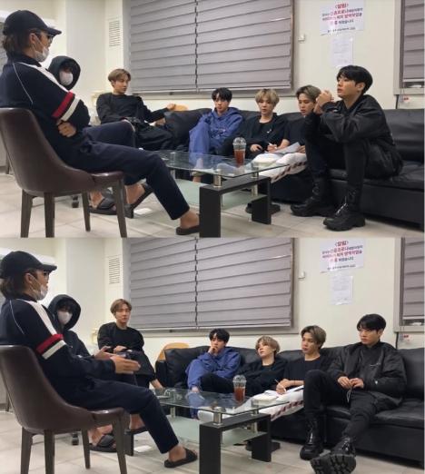 """BTS、新アルバム作業本格開始!YouTubeライブでグループ会議公開""""慰めと共感、そして…"""""""
