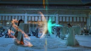 中国ドラマ「霜花の姫~香蜜が咲かせし愛~」第16-20話あらすじ:黒衣の男の正体~お互いを知らず|BS12予告動画