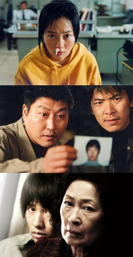 <パラサイト>ポン・ジュノ監督による傑作『ほえる犬は噛まない』『殺人の追憶』『母なる証明』BDでリバイバル