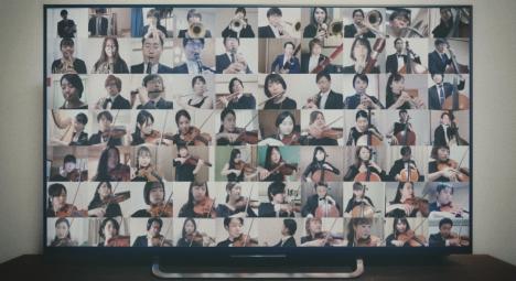 GReeeeN「星影のエール」(朝ドラ主題歌)全都道府県出身者によるフルオーケストラ・リモートコンサート カバー公開
