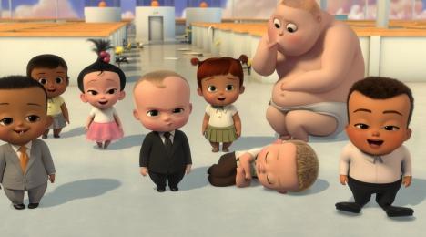 見た目は赤ちゃん、中身はおっさん!『ボス・ベイビー ザ・シリーズ』TV版が6/3DVDに!
