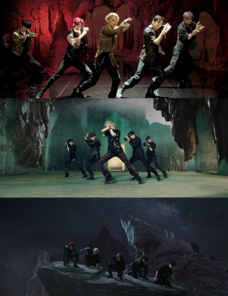 TXT、2ndミニアルバム「The Dream Chapter: ETERNITY」リード曲「PUMA」MV公開!