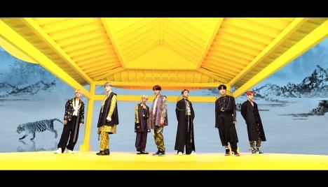 BTS、Nicki Minajフィーチャリング「IDOL」、「Black Swan」MV各1億再生突破!最多記録自己更新!