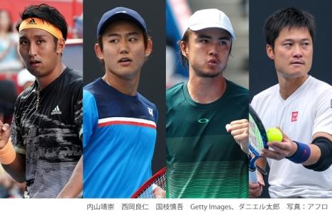 日本男子トッププロテニス選手エキシビションマッチWOWOWで無料ライブ配信決定!