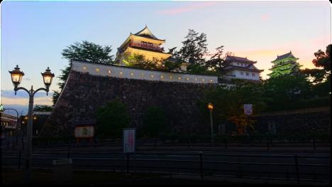 7月1日、照明デザイナーの石井幹子監修、「福山城」ライトアップをYouTubeでライブ配信