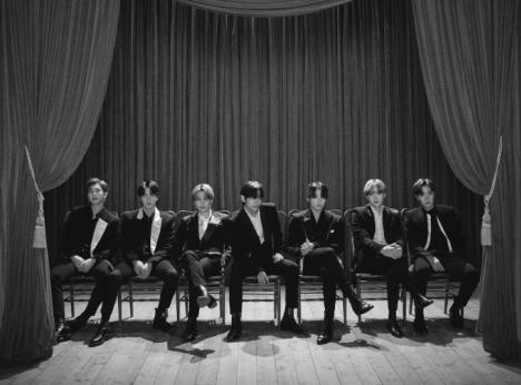 BTS、最新曲「Stay Gold」ミュージックビデオ、日本語歌唱曲最速5000万回突破!