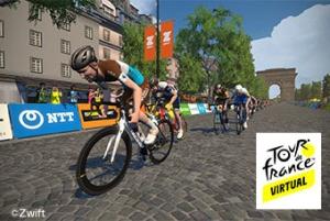 史上初「バーチャル ツール・ド・フランス」全6ステージライブ配信!7月はツールを楽しもう!