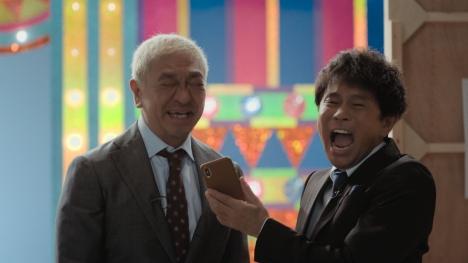 ダウンタウン「スマートニュース」新CM10年ぶり共演!14日CM放送開始、WEB同時公開