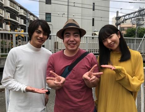 徳永ゆうき「車輪の夢」俳優・神尾楓珠、女優・田中芽衣が出演するMV解禁!