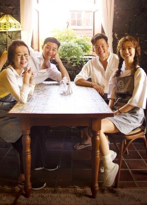 梨泰院クラスのセロイ(パク・ソジュン)が新加入?「ユン食堂2」BS12で8/2より再放送!