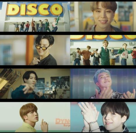 BTSが世界に強烈なエネルギー発散!新SG「Dynamite」ミュージックビデオティーザー公開!