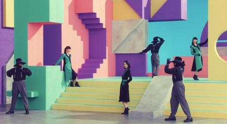 Perfume 9/16発売のニューシングル「Time Warp」のM V(ショート尺)解禁!
