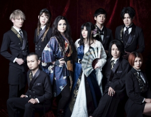 和楽器バンド×Amy Leeコラボ曲「Sakura Rising」日米イラストレーター共作アニメリリックビデオ公開!