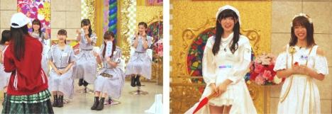 ニジマス、ukka、白キャンら大注目アイドル8組が出演「カワイク大爛闘!バトルロアイドルVol.2」Huluで配信