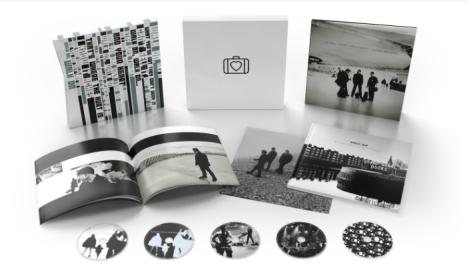 U2「オール・ザット・ユー・キャント・リーヴ・ビハインド(20周年記念盤)」から先行トラックリリース、リリック・ビデオも公開!