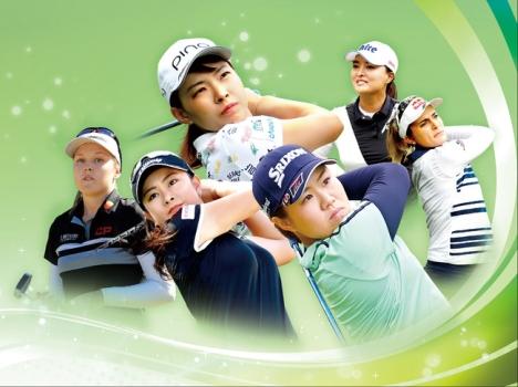 WOWOW「KPMG全米女子プロゴルフ選手権」畑岡奈紗・渋野日向子、専用カメラでライブ配信実施!