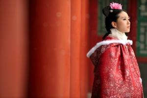 中国ドラマ「宮廷女官 若曦(ジャクギ)」第11-15話あらすじ:落馬しそうになった若曦を助けたのは…LaLa TV