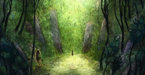 映画『ウルフウォーカー』カートゥーン・サルーンの制作過程を捉えた約5分の長尺映像公開!