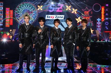 セクゾ5人揃って「Sexy Zone POP×STEP!? TOUR 2020」開幕!10/29第一夜ライブレポート<br/>
