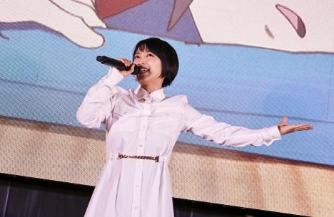miwa、『神在月のこども』スタートアップイベントで主題歌「神無 -KANNA-」世界初披露!レポート&写真公開