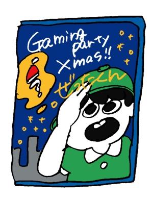 一足早くクリスマス!?ぜったくん。2ndデジタルシングルは「Gaming Party Xmas」!ティザー映像