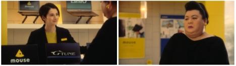 マツコ・デラックスとホラン千秋、マウスコンピューターでCM初共演!11/20放映、WEB動画6本公開