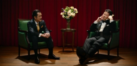 吉田鋼太郎、佐藤二朗出演のファンケルWEB動画「ほっとけない健康ニュース」第2弾公開!