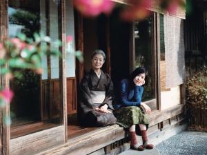 富司純子×シム・ウンギョン W主演『椿の庭』4月9日公開決定!予告映像解禁