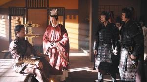 BS12「白華の姫~失われた記憶と3つの愛~」第31-35話あらすじ:大逆~誤算!予告動画