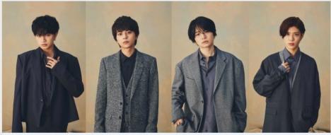 3/24リリースのセクゾ「LET'S MUSIC」が北山宏光(キスマイ)×佐藤勝利主演のシンドラ「でっけぇ風呂場で待ってます」主題歌に!