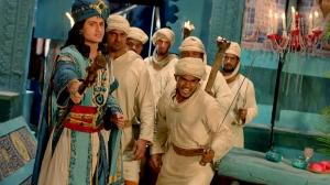 BS日テレ「ポロス~古代インド英雄伝~」第16-20話あらすじ:カニシカの侮辱~プルとバムニの対面
