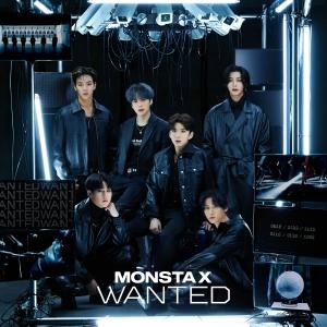 MONSTA X日本オリジナル曲「WANTED」3/10リリース決定!ビジュアルも解禁!