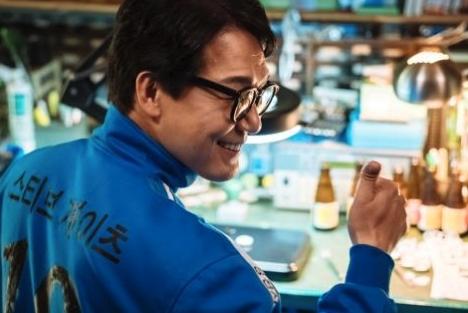 話題の韓国映画『ノンストップ』妻溺愛の元敏腕エージェント、パク・ソンウンからのメッセージ映像解禁