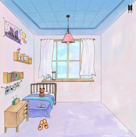 BTS(防弾少年団)、ファンの部屋をイメージした「Curated for ARMY」公開!第1走者はSUGA!