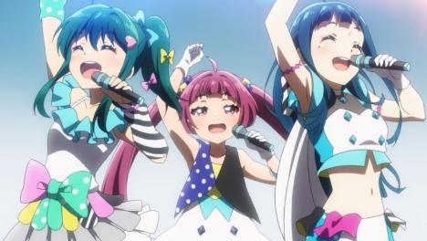アニメ『Tokyo 7th シスターズ -僕らは青空になる-』12人が歌って踊る「KILL☆ER☆TUNE☆R」ライブシーン初公開