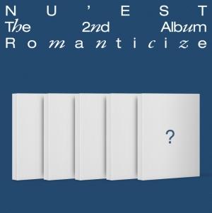 NU'EST約7年ぶりとなるフルアルバム「Romanticize」4月19日(月)韓国でリリース決定!日本到着は?