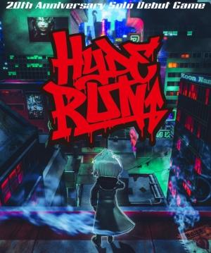 HYDE の新作情報初公開!ソロ活動20周年記念ゲーム『HYDE RUN』2021年配信予定!<br/>