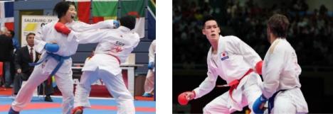 オリンピックの出場権も絡む「KARATE1 プレミアリーグリスボン大会」最終日5/2Hulu ストアでライブ配信