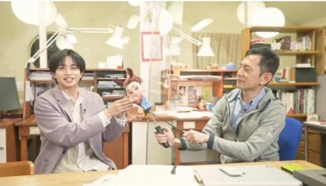 「中島健人の今、映画について知りたいコト。」#5でスタジオジブリに迫る!PV先行公開中!