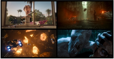 Netflix「ラブ、デス&ロボット2」SF、ホラー、コメディ…全てが詰まった大人向け新感覚アニメ待望の新作!5月独占配信開始