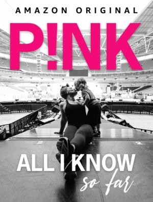 ドキュメンタリー『P!NK: ALL I KNOW SO FAR』5/21よりプライムビデオで独占配信!キービジュアル初公開
