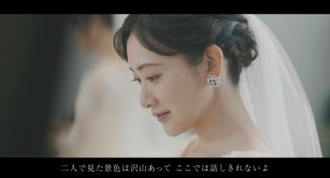 女優・生駒里奈がウエディングドレス姿でNovelbright「愛結び」MVに初出演!柾木玲弥が新郎役に!