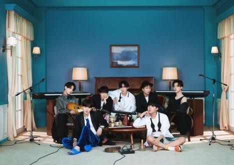 BTS『MAP OF THE SOUL : 7』、米「ビルボード200」でランキングを逆走! 61週連続チャートイン記録更新!